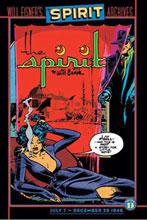 Image: Will Eisner's Spirit Archives Vol. 13 HC  - DC Comics