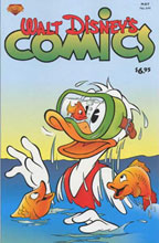 Image: Walt Disney's Comics & Stories #644 - Gemstone Publishing