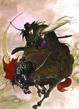 Image: Vampire Hunter D Novel Vol. 01 SC  - Dark Horse Comics