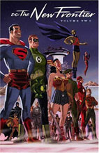 Image: DC: The New Frontier Vol. 02 SC