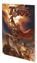 Image: Thor, Son of Asgard Vol. 02: Worthy  (digest) - Marvel Comics
