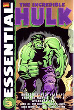 Image: Essential Incredible Hulk Vol. 03 SC  - Marvel Comics