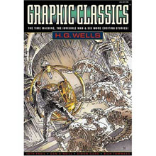 Image: Graphic Classics Vol. 03: H.G. Wells  - Eureka Productions