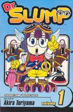 Image: Dr. Slump Vol. 01 SC  - Viz Media LLC