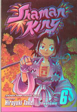 Image: Shaman King Vol. 06 SC  - Viz Media LLC