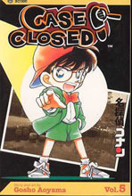Image: Case Closed! Vol. 05 SC  - Viz Media LLC