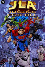 Image: JLA Vol. 05: Justice for All SC  - DC Comics
