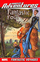 Image: Marvel Adventures Fantastic Four Vol. 02: Fantastic Voyages  (digest) - Marvel Comics
