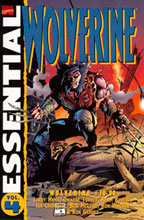 Image: Essential Wolverine Vol. 04 SC  - Marvel Comics