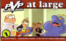 Image: PvP Vol. 01: At Large SC  - Image Comics