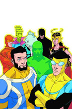 Image: Invincible Vol. 02: Eight is Enough SC  - Image Comics