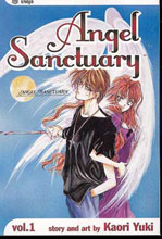 Image: Angel Sanctuary Vol. 01 SC  - Viz Media LLC