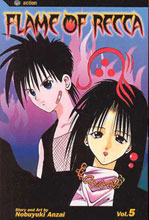Image: Flame of Recca Vol. 05 SC  - Viz Media LLC