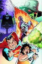 Image: JLA Vol. 16: Pain of the Gods SC  - DC Comics