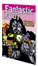 Image: Fantastic Four Visionaries: John Byrne Vol. 04 SC  - Marvel Comics