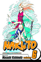 Image: Naruto Vol. 06 SC  - Viz Media LLC