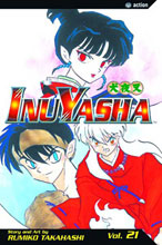 Image: Inuyasha Vol. 21 SC  - Viz Media LLC