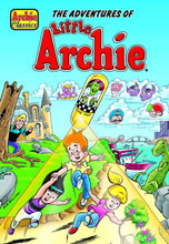 Image: Adventures of Little Archie Vol. 01 SC  - Archie Comic Publications