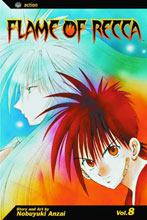 Image: Flame of Recca Vol. 08 SC  - Viz Media LLC