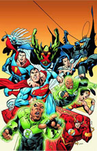 Image: JLA Vol. 17: Syndicate Rules SC  - DC Comics