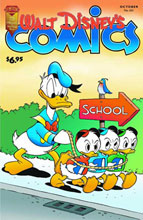 Image: Walt Disney's Comics & Stories #661 - Gemstone Publishing