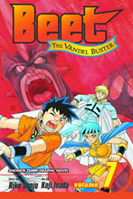 Image: Beet the Vandel Buster Vol. 07 SC  - Viz Media LLC