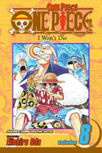 Image: One Piece Vol. 08 SC  - Viz Media LLC