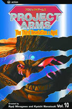 Image: Project Arms Vol. 10 SC  - Viz Media LLC