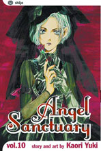 Image: Angel Sanctuary Vol. 10 SC  - Viz Media LLC
