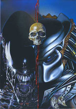 Image: Aliens vs. Predator: Thrill of the Hunt SC  - Dark Horse Comics