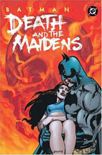 Image: Batman: Death and the Maidens SC  - DC Comics