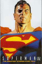 Image: Superman: The Greatest Stories Ever Told SC  - DC Comics