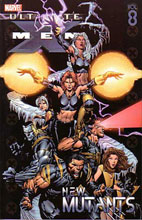 Image: Ultimate X-Men Vol. 08: New Mutants SC  - Marvel Comics
