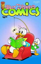 Image: Walt Disney's Comics & Stories #660 - Gemstone Publishing