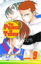 Image: Prince of Tennis Vol. 09 SC  - Viz Media LLC