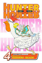Image: Hunter X Hunter Vol. 04 SC  - Viz Media LLC