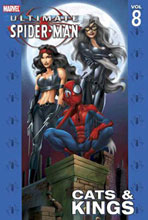 Image: Ultimate Spider-Man Vol. 08: Cats & Kings SC  - Marvel Comics