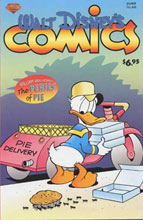 Image: Walt Disney's Comics & Stories #645 - Gemstone Publishing