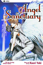 Image: Angel Sanctuary Vol. 02 SC  - Viz Media LLC
