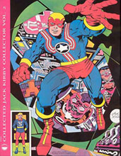 Image: Collected Jack Kirby Collector Vol. 02 SC  - Twomorrows Publishing
