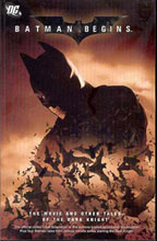 Image: Batman Begins: The Movie & Other Tales of the Dark Knight SC  - DC Comics
