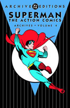 Image: Superman: The Action Comics Archives Vol. 04 HC  - DC Comics