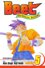 Image: Beet the Vandel Buster Vol. 05 SC  - Viz Media LLC