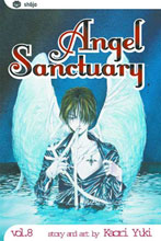 Image: Angel Sanctuary Vol. 08 SC  - Viz Media LLC