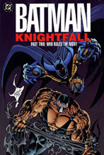 Image: Batman: Knightfall Part 2 - Who Rules the Night SC  - DC Comics