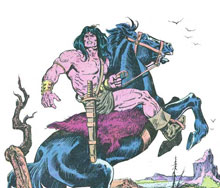 Image: Chronicles of Conan Vol. 06: Curse of the Golden Skull & Other Stories SC  - Dark Horse Comics