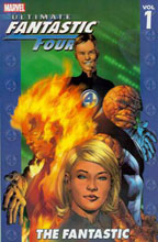 Image: Ultimate Fantastic Four Vol. 01: The Fantastic SC  - Marvel Comics