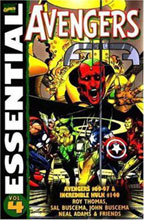 Image: Essential Avengers Vol. 04 SC  - Marvel Comics