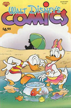 Image: Walt Disney's Comics & Stories #647 - Gemstone Publishing