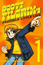 Image: Scott Pilgrim Vol. 01: Scott Pilgrim's Precious Little Life SC  - Oni Press Inc.